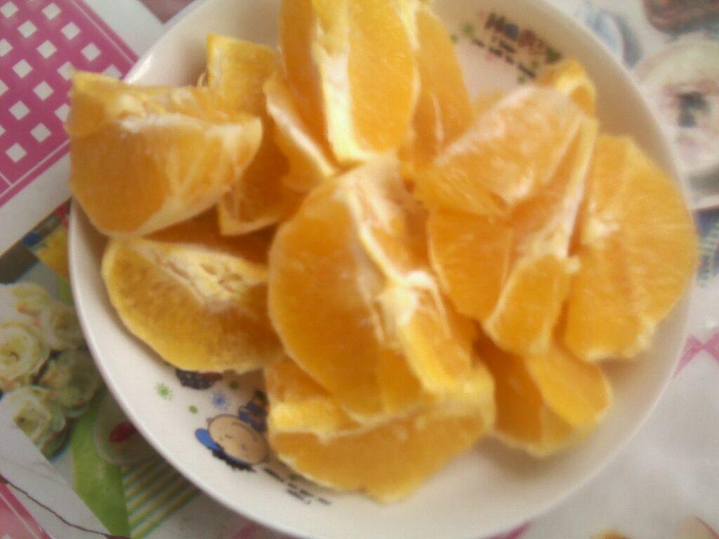 纯手工榨橙汁的做法图解2