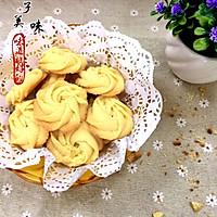 黄油曲奇饼干的做法图解11
