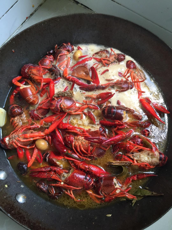 香辣小龙虾的做法图解9