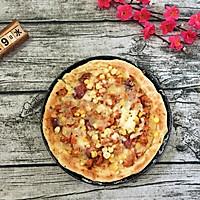 奥尔良鸡肉披萨非烤箱版的做法图解9