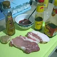 广式叉烧肉的做法图解1