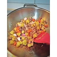 土豆牛肉咖喱饭的做法图解6