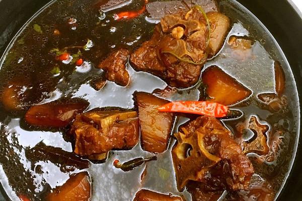 家常羊蝎子的盐帮_【图解】做法羊菜谱做家常菜蝎子图片