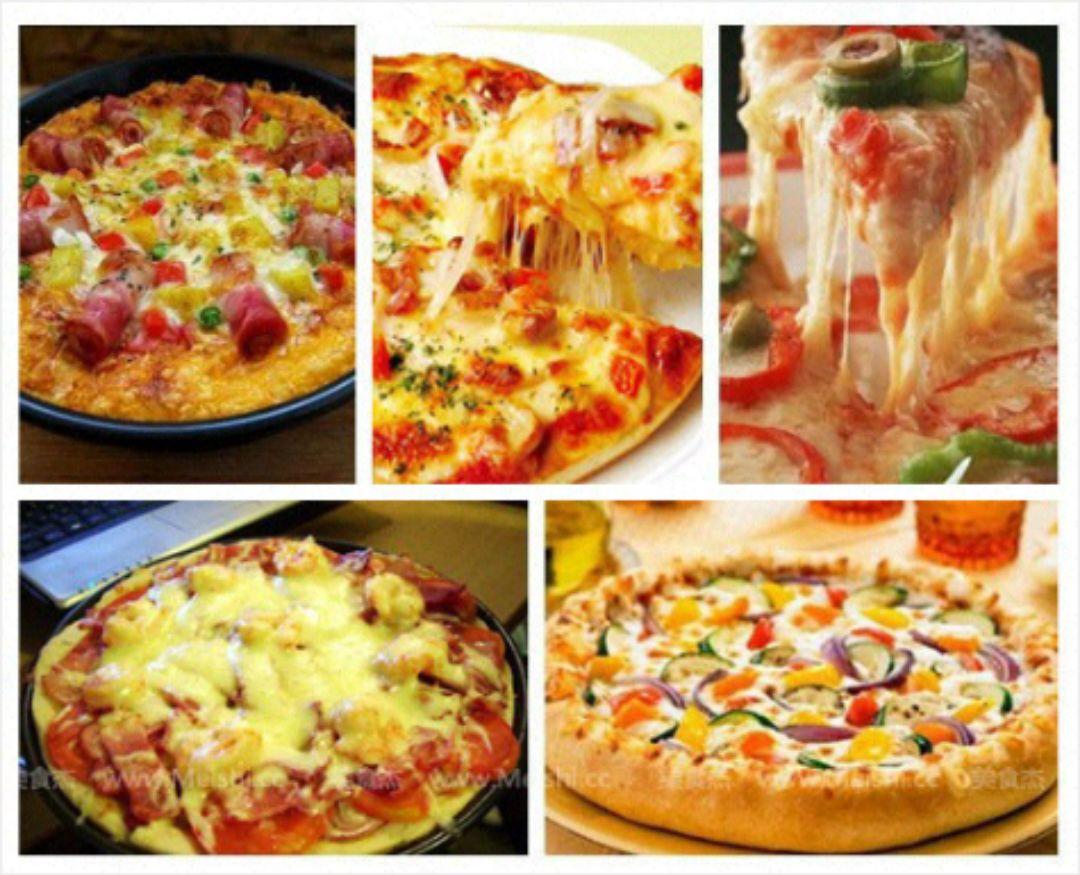 意大利披萨的做法步骤