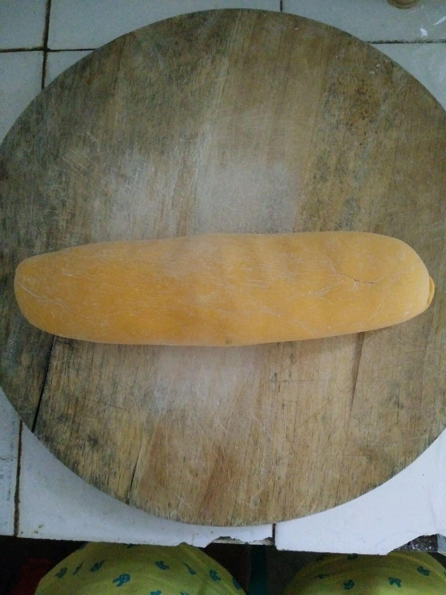 南瓜包的做法_【图解】南瓜包怎么做如何做好吃_南瓜