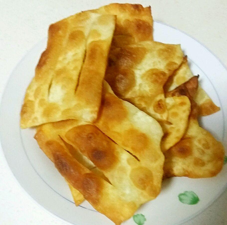 薄脆煎饼的做法_【图解】薄脆煎饼怎么做如何做好吃