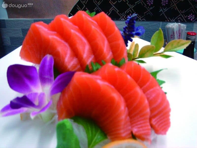 三文鱼刺身的做法_【图解】三文鱼刺身怎么做如何做