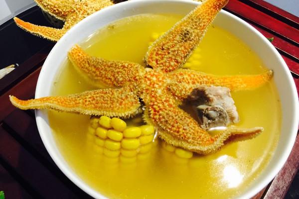 海星汤的做法_【图解】海星汤怎么做如何做好吃_海星