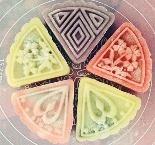 冰皮月饼(预拌粉)