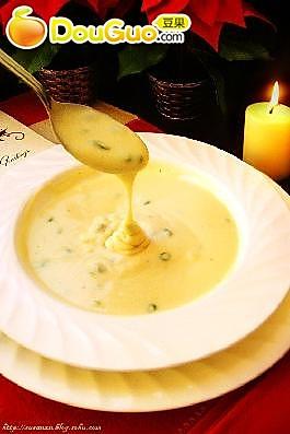 Vichyssoise马铃薯冷汤的做法