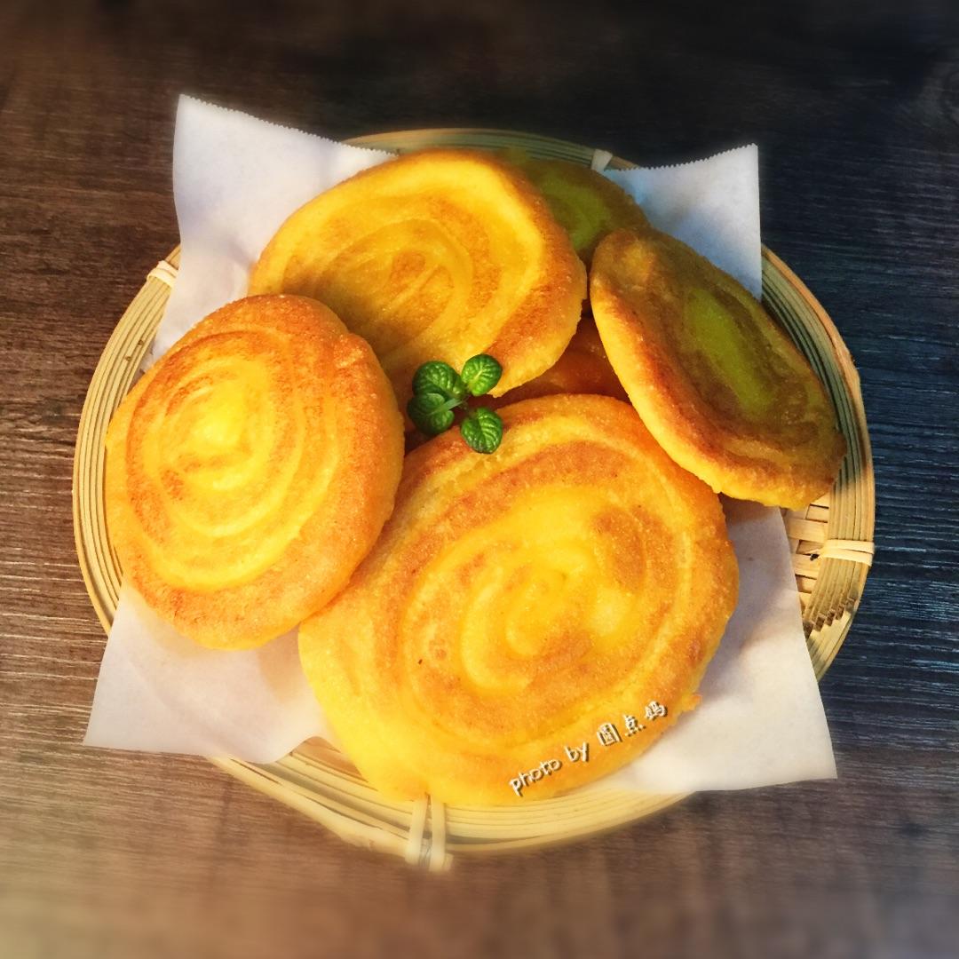 奶香玉米软饼#儿童最爱#的做法_【图解】奶香玉米软饼