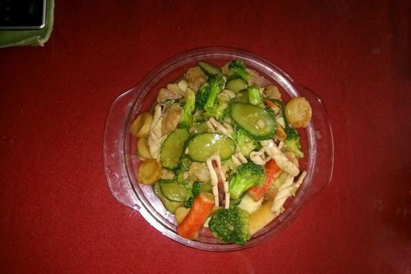 八珍豆腐怎么做如何做好吃 八珍豆腐家常做法大全 Tina744 豆果美食