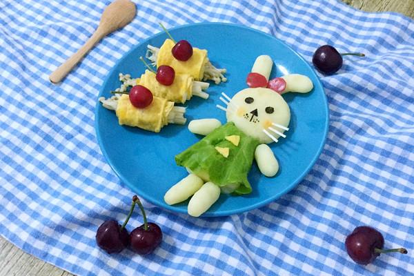 小兔子安妮#最萌繽紛兒童節