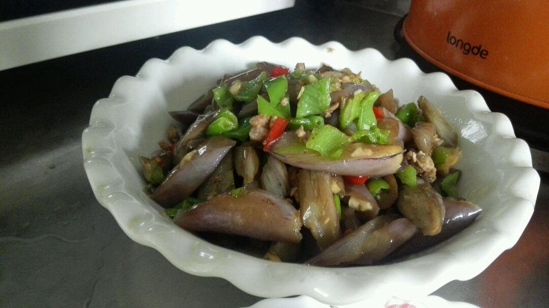 肉末茄子的做法_【图解】肉末茄子怎么做如何做好吃