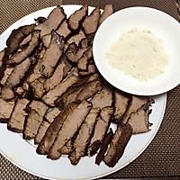 手撕牛肉片的做法图解3