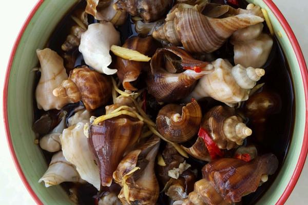 捞汁小海螺的做法_【图解】捞汁小海螺怎么做如何做