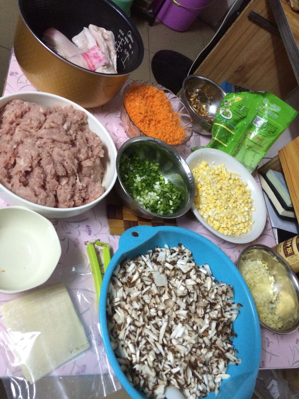 包饺子的做法_【图解】包饺子怎么做如何做好吃