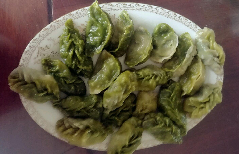 翡翠饺子的做法_【图解】翡翠饺子怎么做如何做好吃