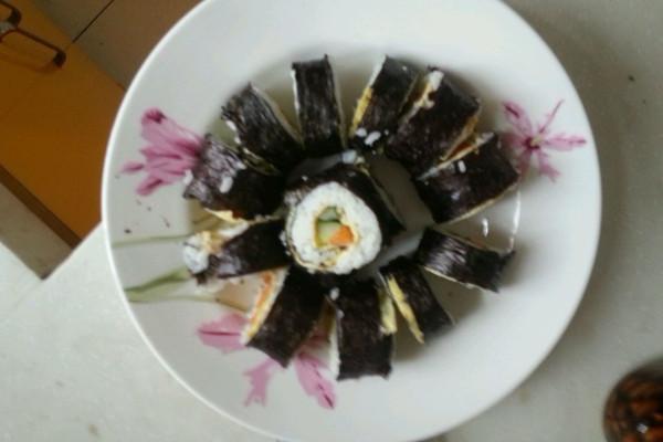 可爱寿司的做法_【图解】可爱寿司怎么做如何做好吃