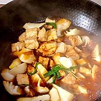 油油豆腐焖笋——的做法图解8