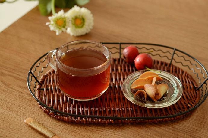山楂生姜姜母汤日本为什么喜欢红红糖图片