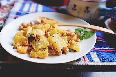 海苔薯仔鹰嘴豆