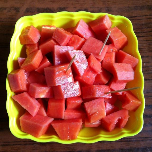 红种木瓜.的做法图解1