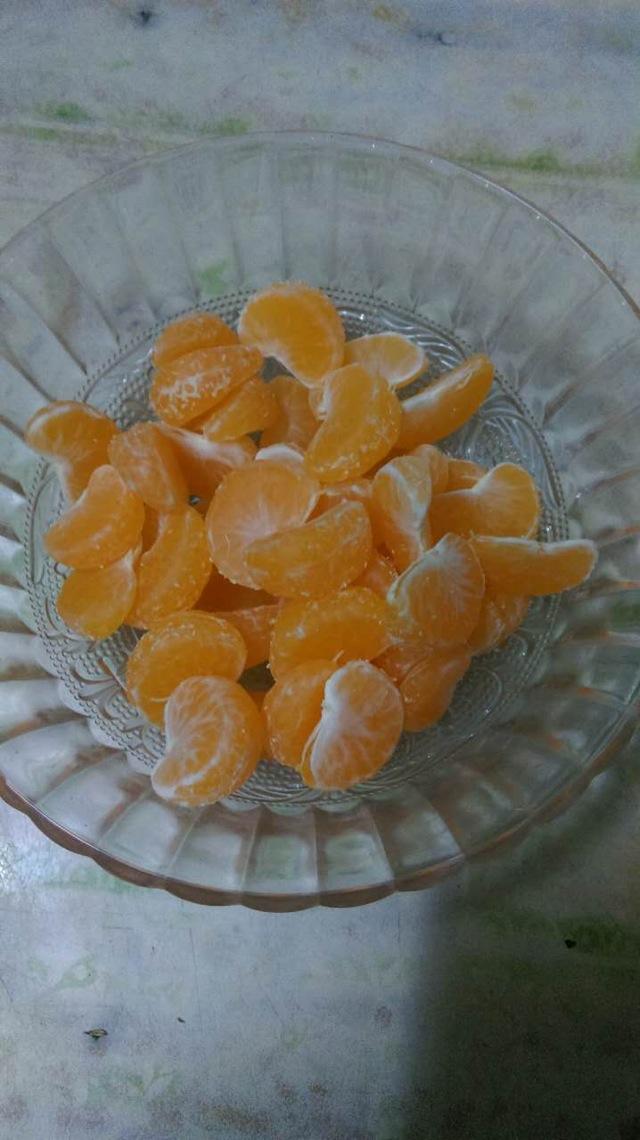 橘子罐头的做法步骤