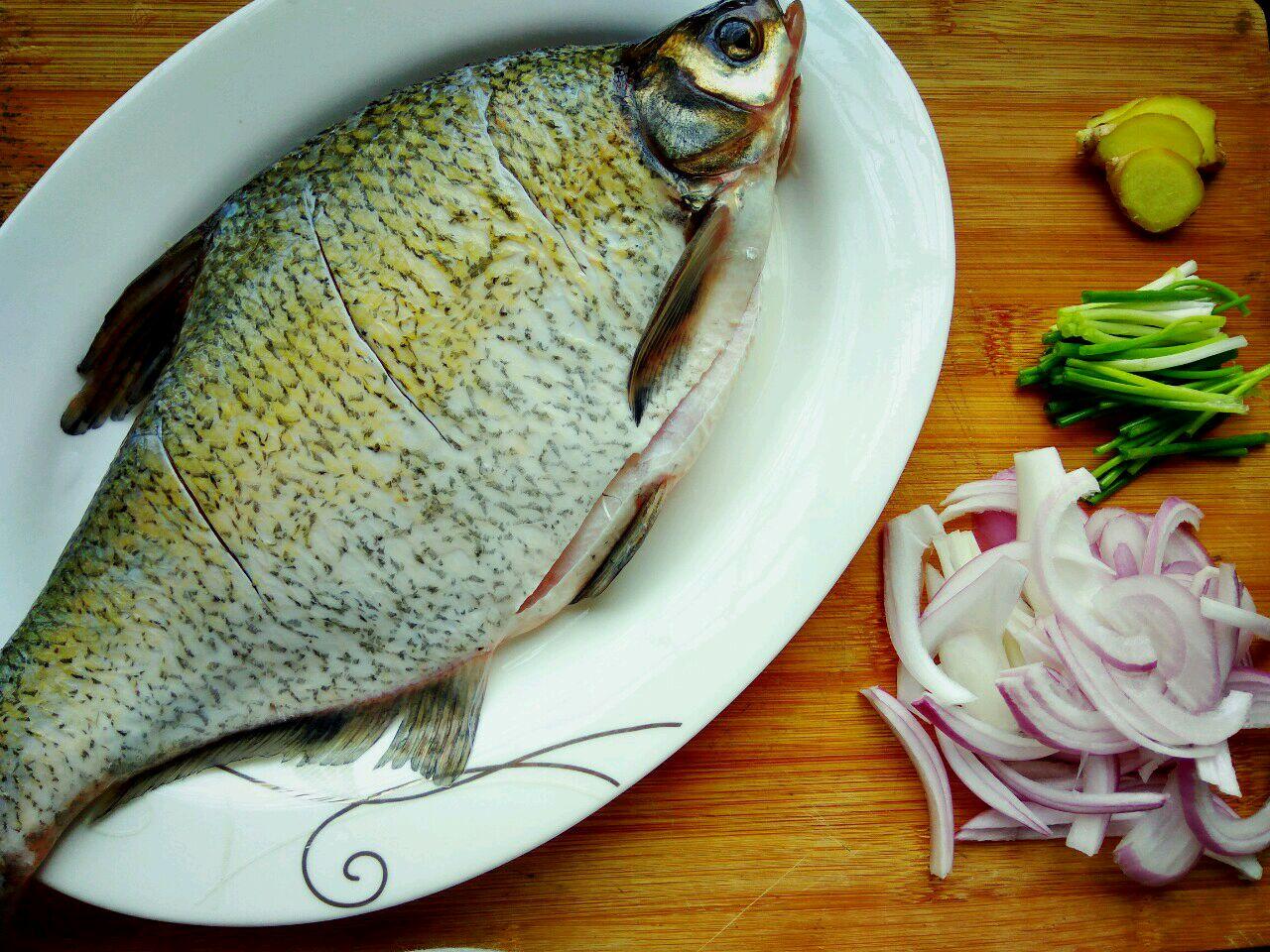 红烧武昌鱼的做法步骤