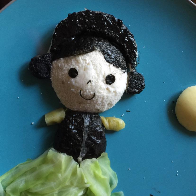 动物造型儿童餐