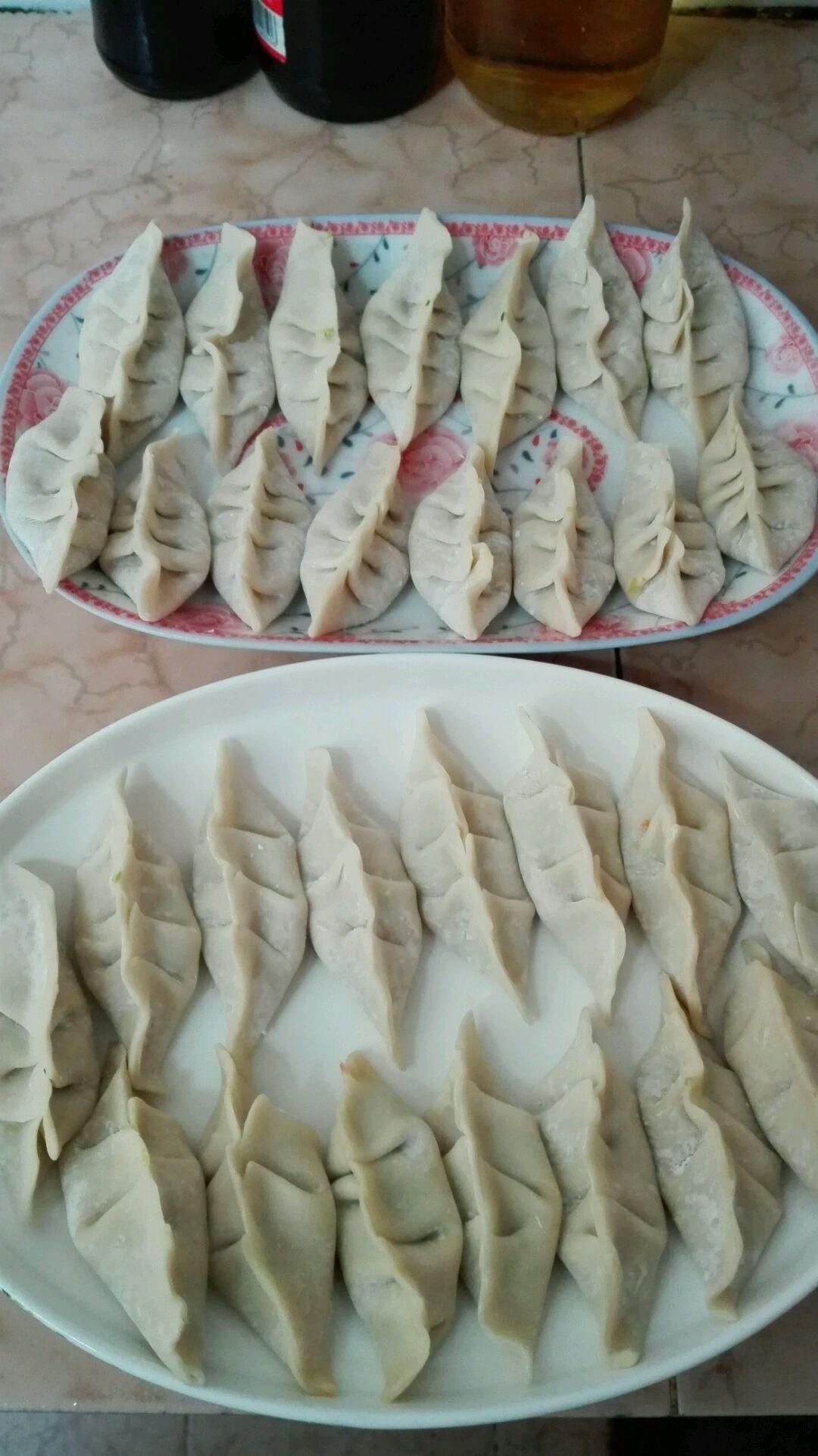 饺子的做法步骤