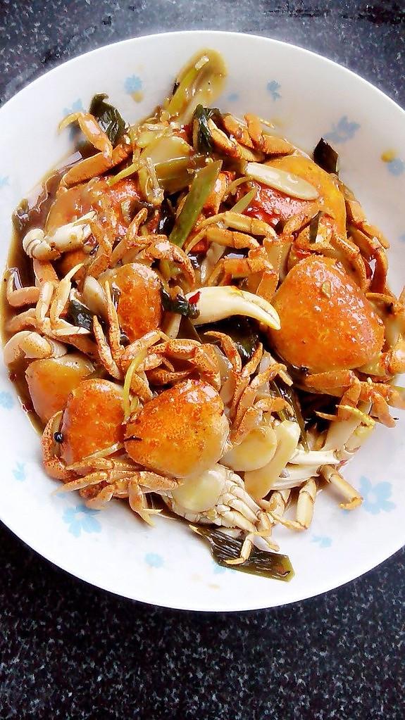 河蟹做好吃最正宗的鸭蛋做法和杏子一起吃吗图片