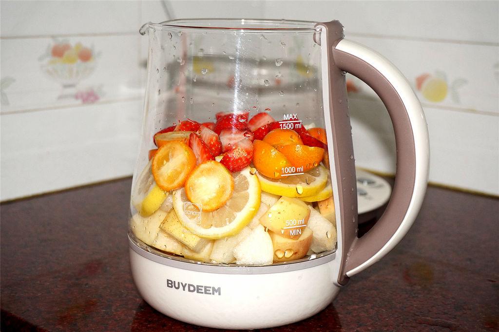 【水果茶】比喝饮料更健康的做法步骤