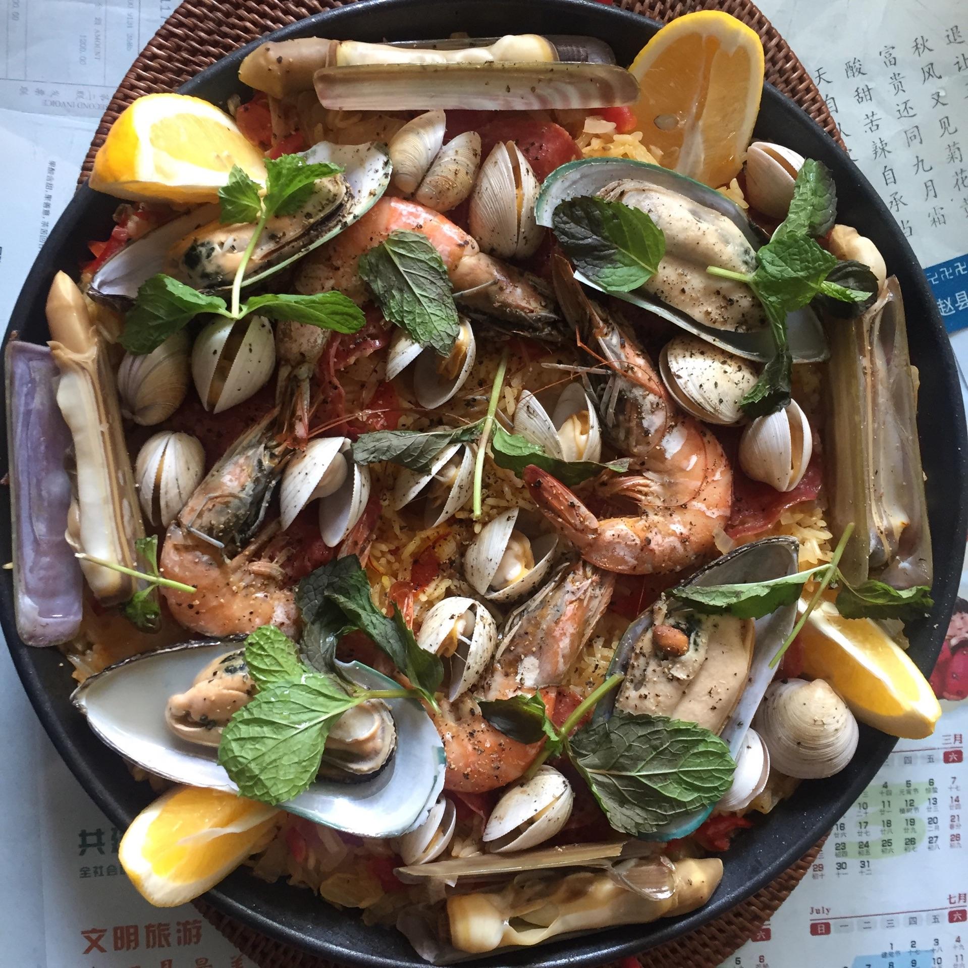 做海鲜用什么调料