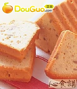 高钙蜂蜜蛋糕的做法