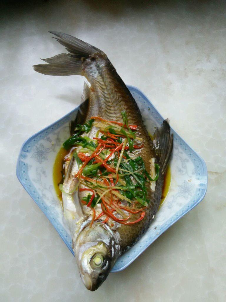 清蒸武昌鱼的做法
