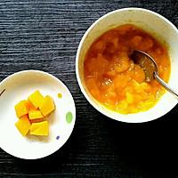 香芒火龙果酸奶杯(高颜美味)的做法图解1