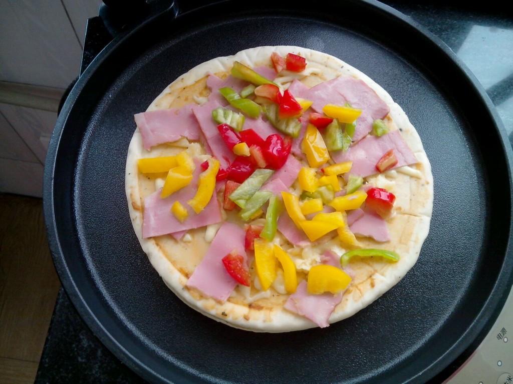 培根披萨的做法步骤