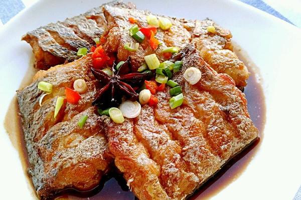 红烧带鱼的做法_【图解】红烧带鱼怎么做如何做好吃