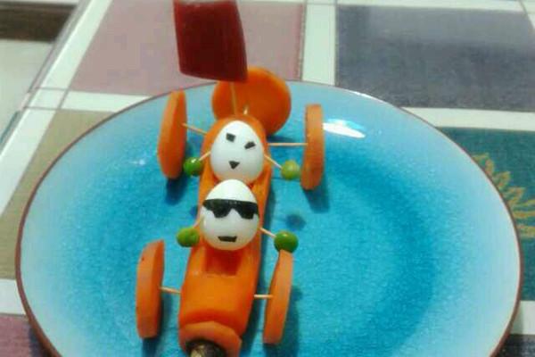 胡萝卜汽车