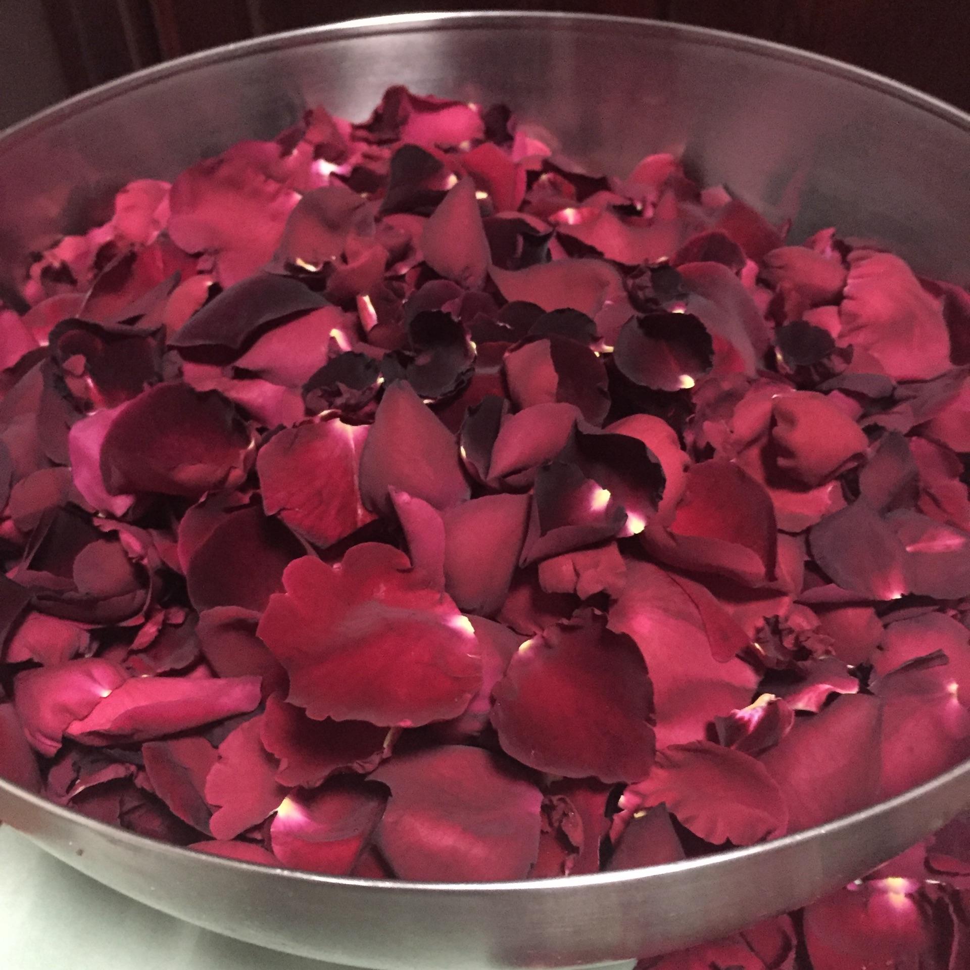 养生美颜玫瑰酱的做法步骤