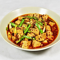 麻婆豆腐#美的微波炉做法#的菜谱_【图解】麻老拌饭干妈怎么做图片