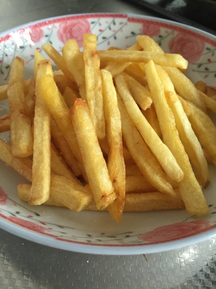 在家怎么做薯条_自制薯条的做法_【图解】自制薯条怎么做如何做好吃_自制薯条 ...