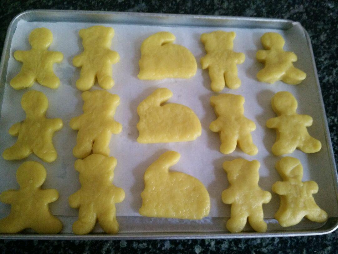 东菱烤箱之 动物形象饼干的做法图解7