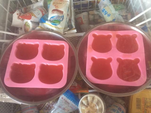 西瓜果冻的做法步骤