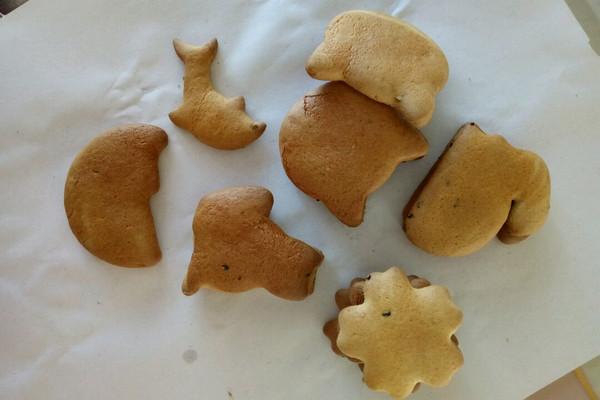牛奶小饼干的做法