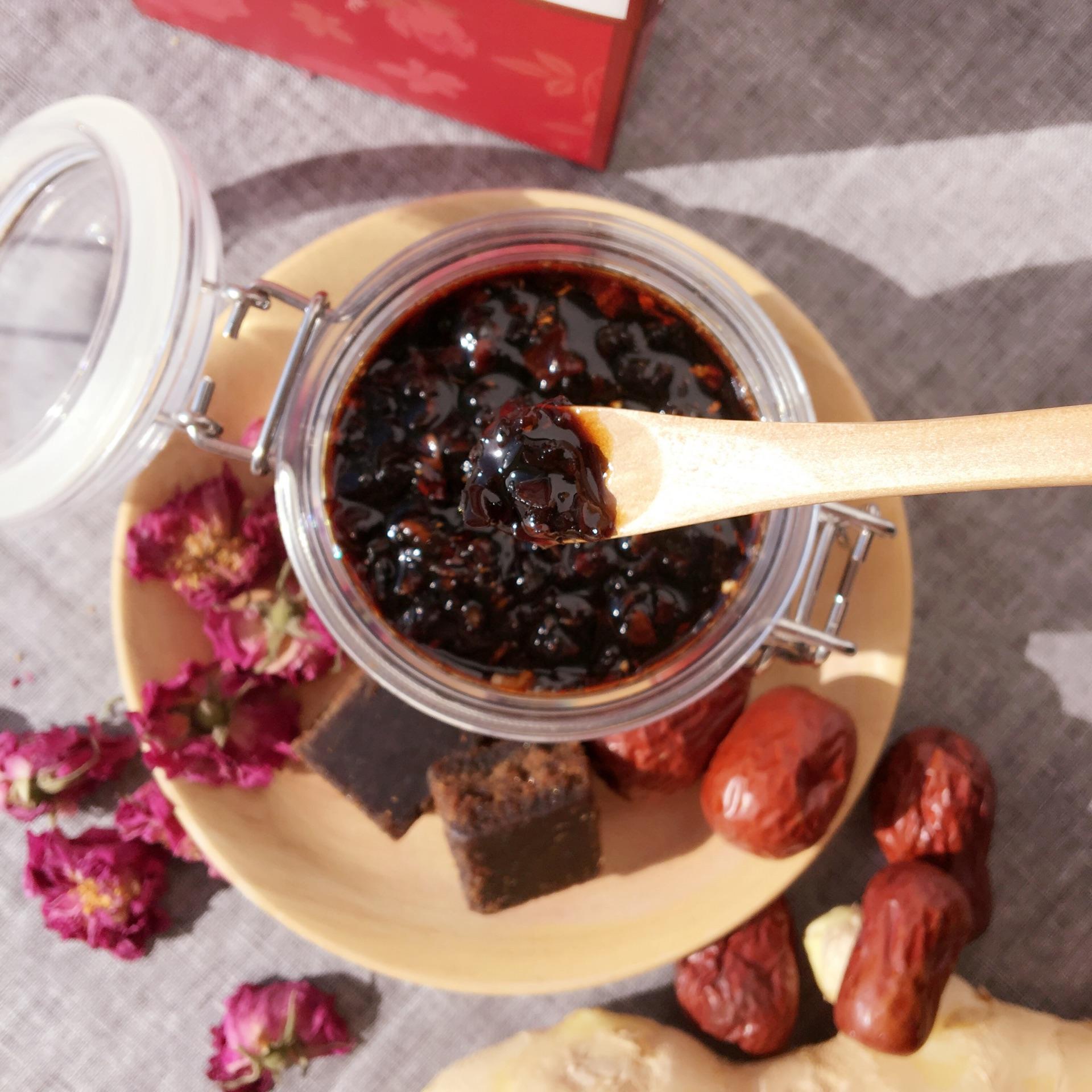 红糖姜茶~盛开的玫瑰的做法步骤 - 平阴玫瑰甲天下 - 我心永恒博客乐园 平阴玫瑰甲天下