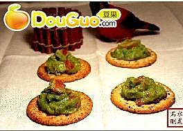 鳄梨蘸酱的饼干流行吃法(二)的做法
