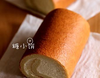 【日式棉花蛋糕卷】