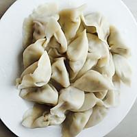 家常芹菜肉水饺的做法图解6